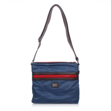 Shoulder Bag in Fabric