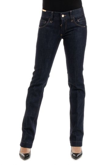 Multi Pockets Denim Jeans 18 cm