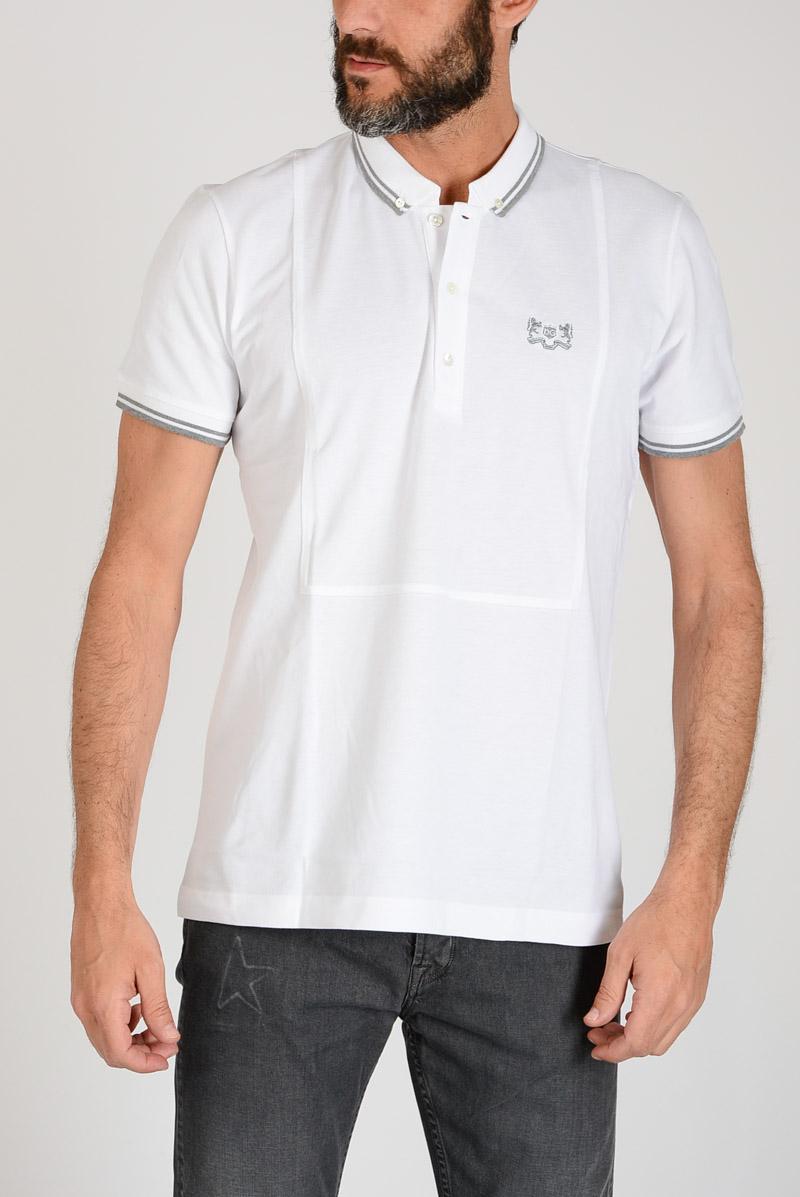 01250ff0 Dolce & Gabbana Men Short sleeves Polo - Glamood Outlet