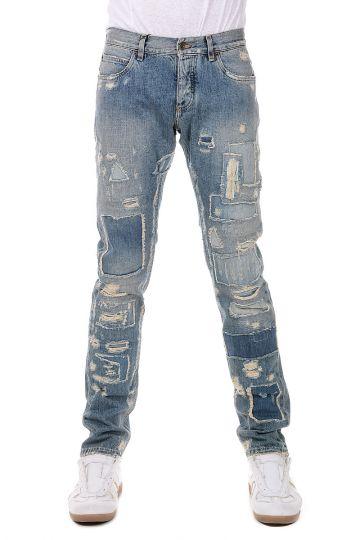 Denim Cotton Jeans 17 cm