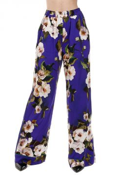 Silk stretch Pants