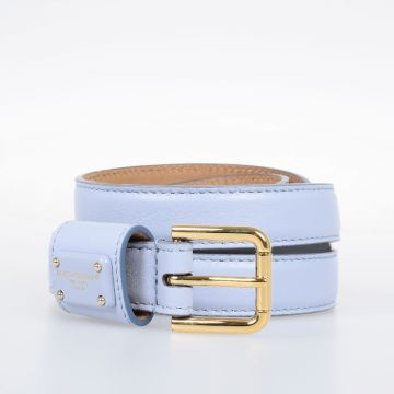 Leather Belt 20 mm