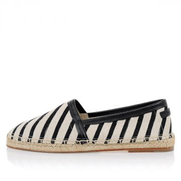 Striped Espadrillas