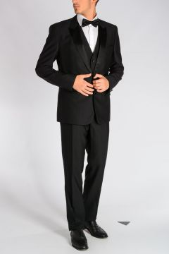 Virgin Wool and Silk MARTINI Tuxedo