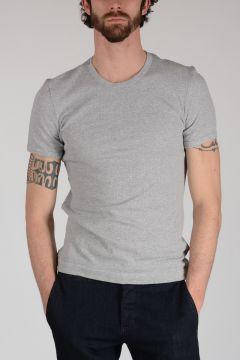 UNDERWEAR Stretch Cotton Ribbed T-shirt