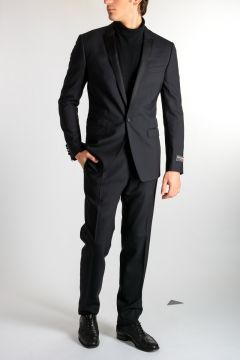 Virgin Wool blend Suit
