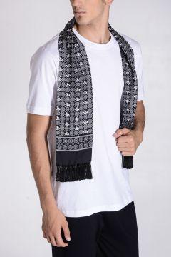 Jersey Cotton T-shirt With Foulard