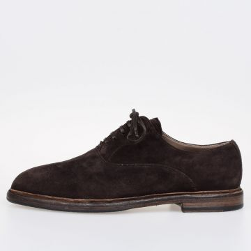 Leather MARSALA Oxford Shoes