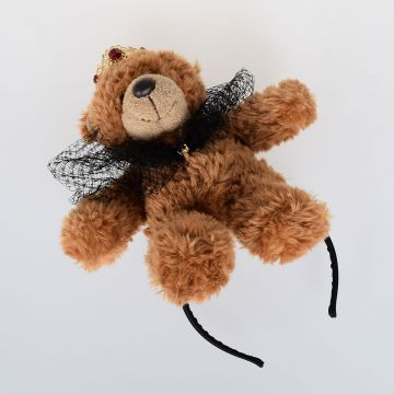 Teddy Bear Hair Band