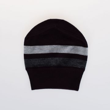 Wool Virgin Beanie Hat