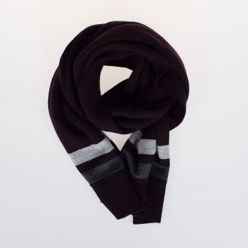 25x180cm  Virgin Wool Scarf