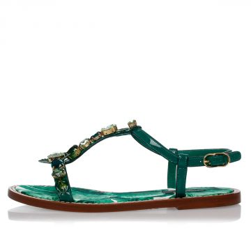 Leather PORTOFINO Jewel Sandals
