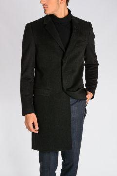 Virgin Wool Cashmere Coat