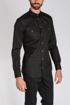 Popeline Cotton Shirt
