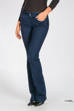 Jeans COOL in Denim Indaco Stretch 22 cm