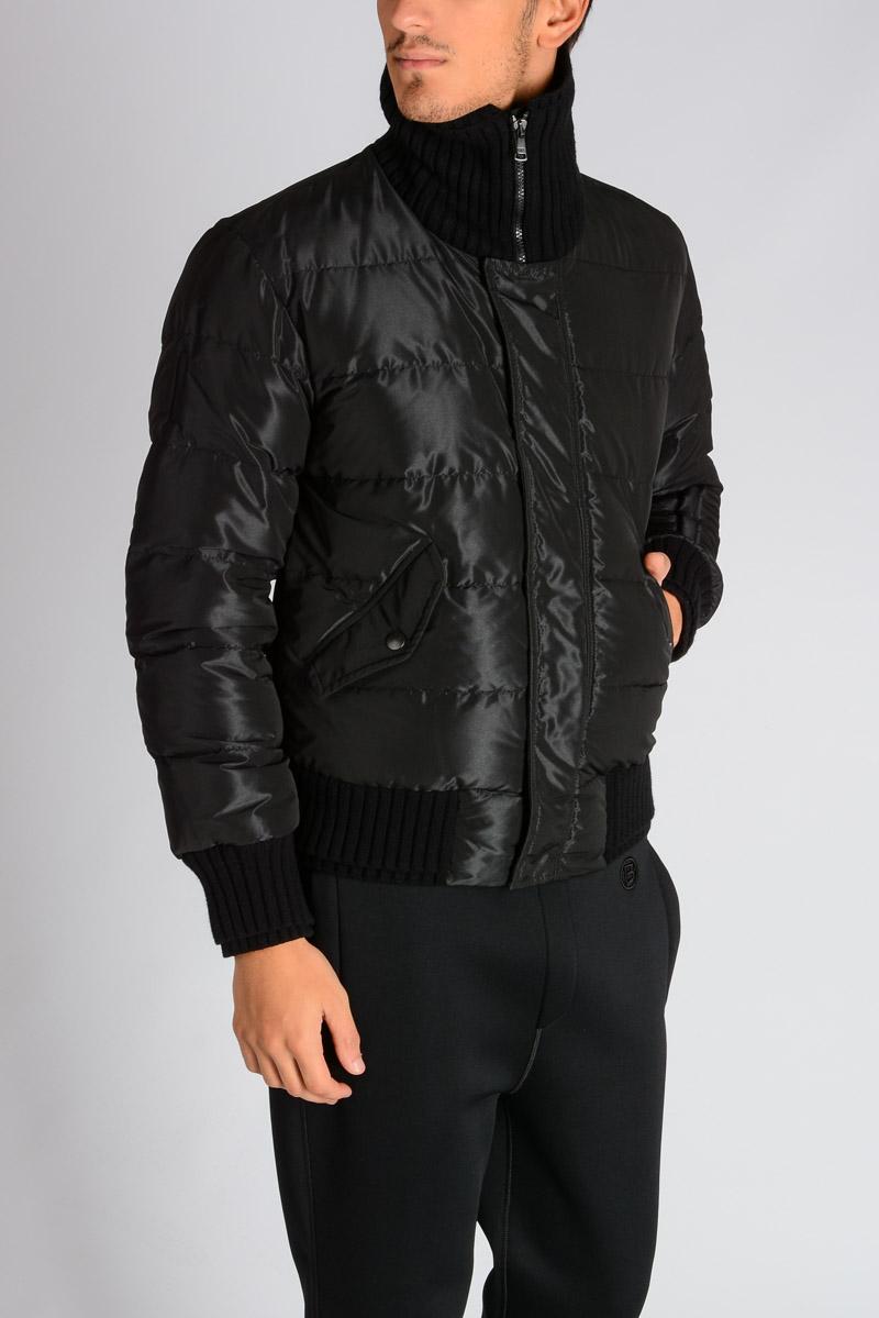 Dolce   Gabbana Uomo Piumino in Nylon - Glamood Outlet 6030cb0ce35