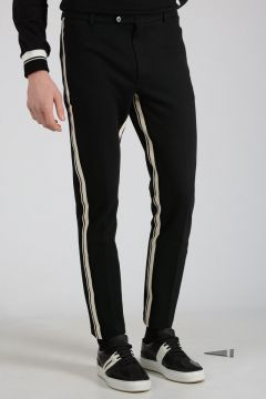 Pants with Lateral Stripes