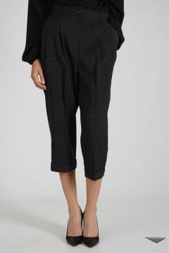COOL Capri Pants with Dots
