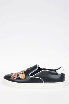 Leather LONDON Slip Ons
