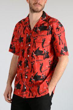 MAMBO SICILIANO Printed Shirt