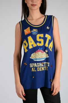 PASTA Top With Strass