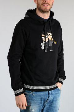 DG FAMILY Hooded Sweatshirt