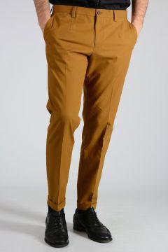 Stretch Cotton Pants