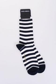 Striped Mixed Cotton Socks