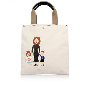 Embroidery Shopping BAg
