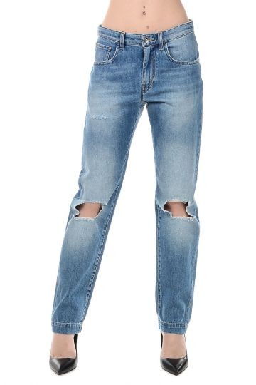 Jeans BOYFRIEND In Denim 17cm