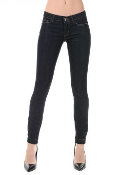 Jeans In Denim Stretch 12 cm