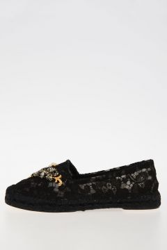 Jewel Laced Espadrillas