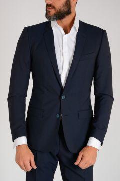MARTINI Stretch Virgin Wool Suit