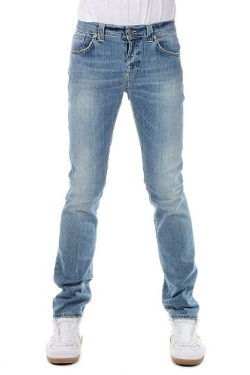 Jeans LUCKY In Denim stretch 18 cm