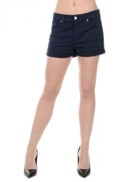 Stretch Cotton Shorts LAUNA