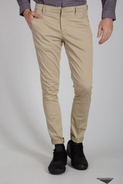 Pantaloni GAUBERT in Misto Cotone Stretch