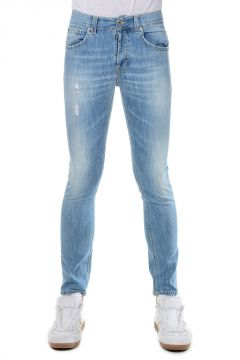 Stretch Denim MIUS Jeans 16 CM