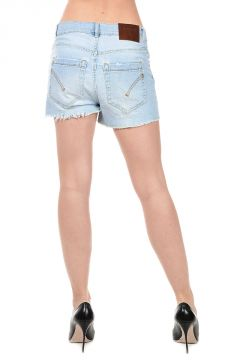Shorts UP&DOWN in Denim stretch