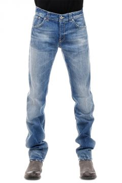 Jeans LUCKY In denim Stretch 17 cm