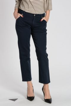 Stretch cotton BEE DEE Pants