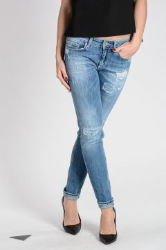 Jeans L07 MONROE in Denim Stretch 14 cm