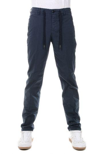 Pantalone EDGE in cotone stretch