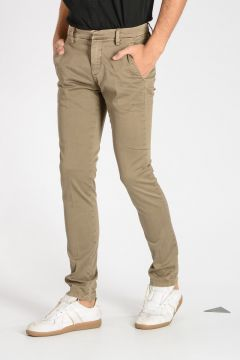 Stretch Cotton DAVID LEE Pants