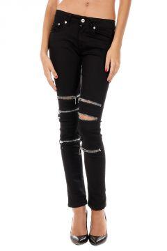 Pantalone NEWLONG in Cotone Stretch