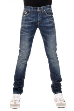 Jeans LUCKY in Denim Stonewashed 17 cm