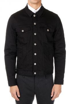 Padded Stretch Cotton Jacket