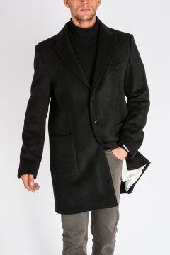 Virgin Wool BARACK Coat