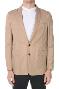 Cotton silk Blazer