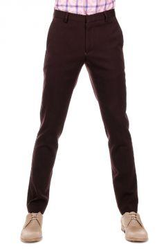 Pantaloni PATRINI in Lana e Cotone