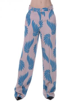 Printed PULLEY Pants